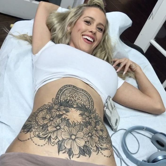 mommy makeover tattoo