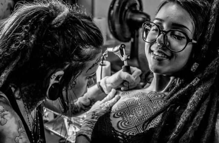 paula moraes tattoos