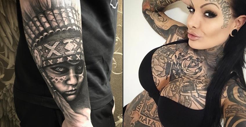 0ff473a749dc Tattoos by Tattoo Artist Mara Inkperial