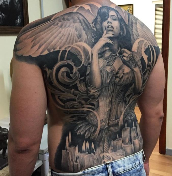 madzilla tattoo