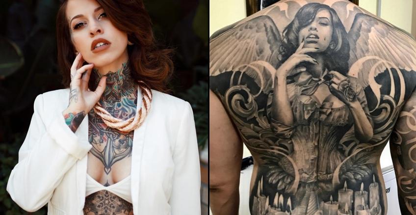 Wilde Madzilla Tattoo von Alberto Lanzarote
