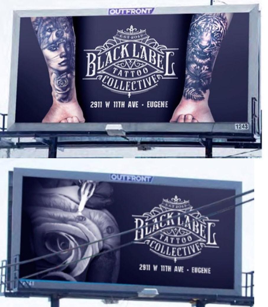 Black Label Tattoo Collective