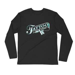 Tattoo Lovers long sleeve black shirt